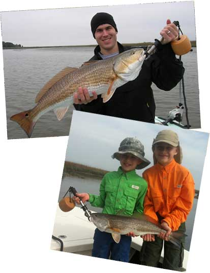 Hooked Up Fishing Charter Photos