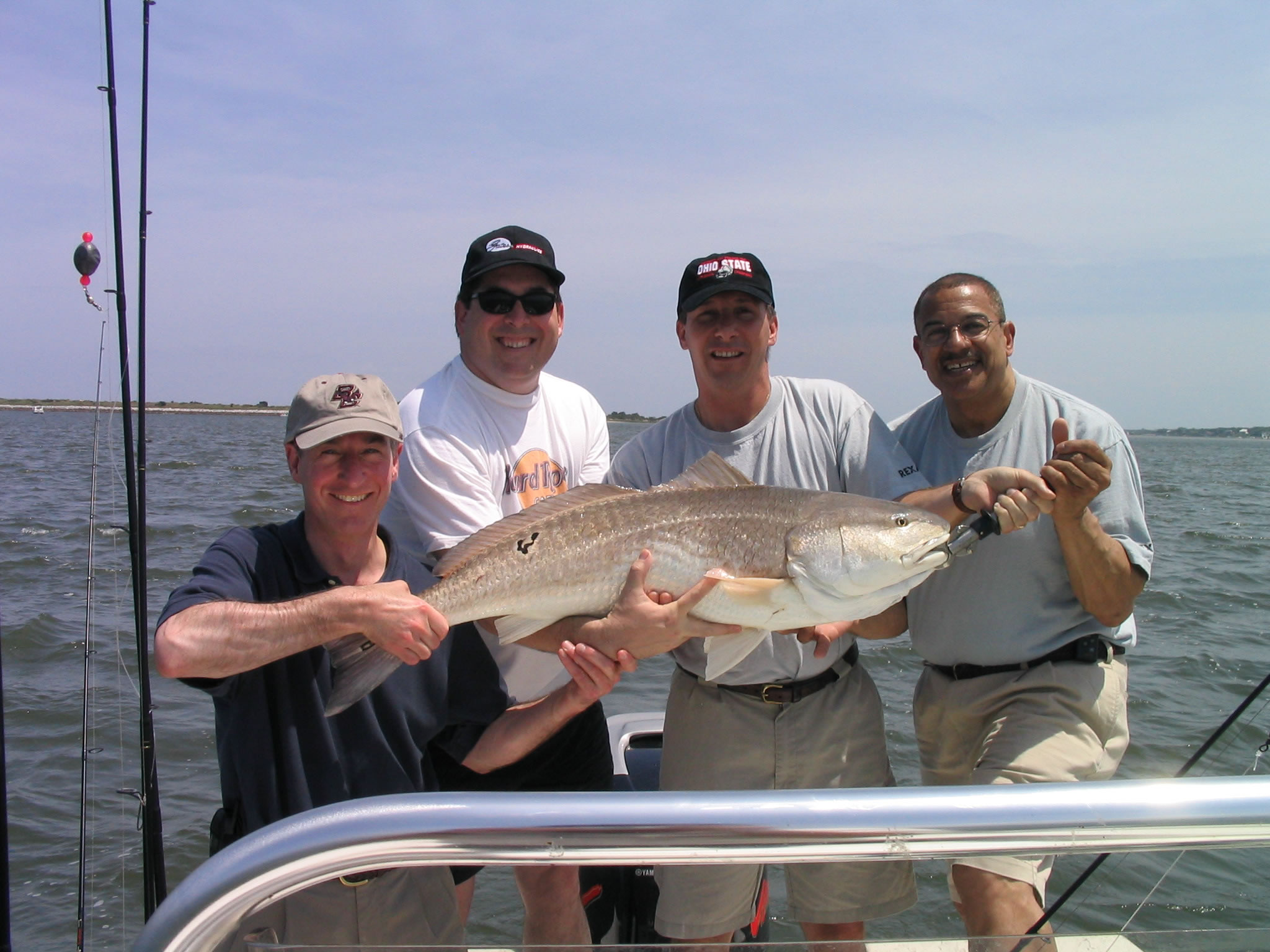 Fishing photos of saint augustine florida charters for St augustine fishing