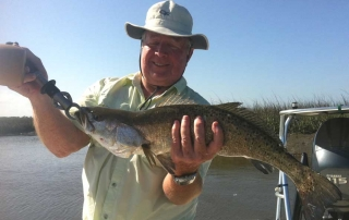 Hooked up fishing captain s report for St augustine fishing charter