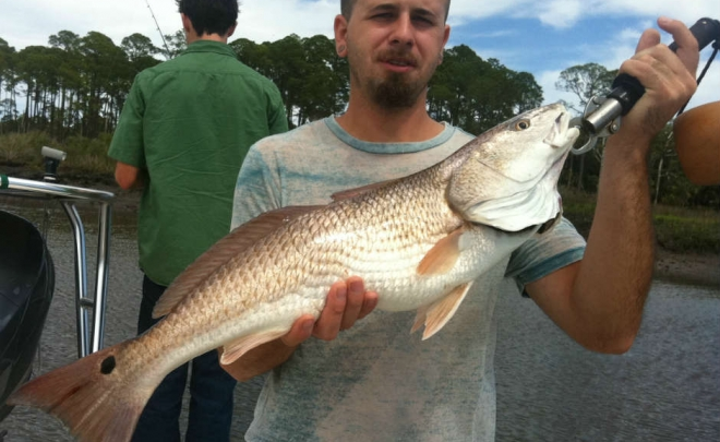 St. Augustine Fishing Charters: April 8-12, 2013