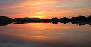 St. Augustine, Florida Sunset