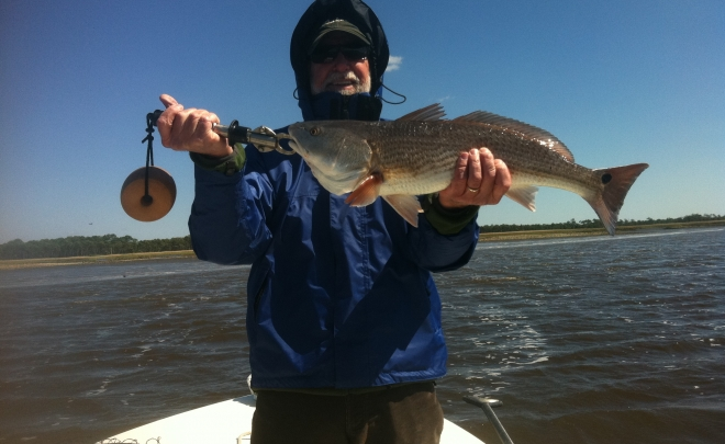 Hooked up fishing for St augustine fishing charters