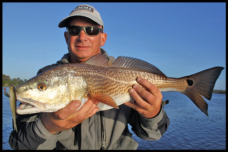 Captain Charlie Parker professional fishing guide